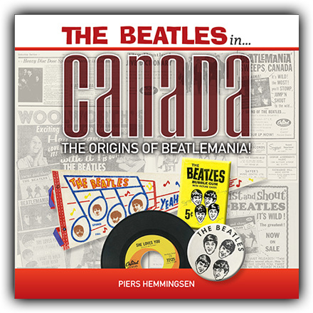 The Beatles in Canada - The Origins of Beatlemania!